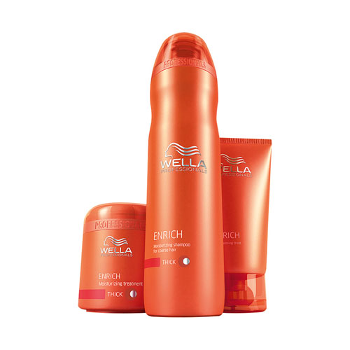 WELLA PROFESSIONAL CARE - Linea ENRICH
