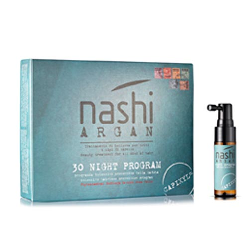 NASHI ARGAN NIGHT PROGRAM