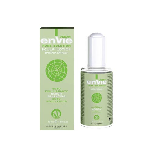 ENVIE VEGAN PURE SOLUTION: SCULP LOTION SEBO EQUILIBRANTE