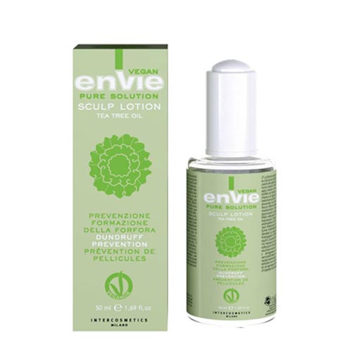 ENVIE VEGAN PURE SOLUTION: SCULP LOTION TEA TREE OIL